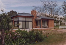 Rammed Earth home - Mandurah