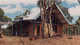 Rammed Earth home - Perth